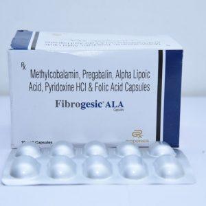Fibrogesic ALA
