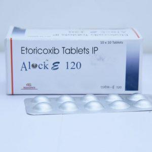 Alock  E 120