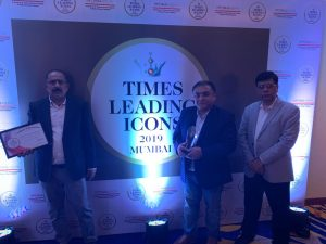 Time Leading Icon 2019 Award